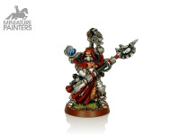 SILVER Techpriest Enginseer 2