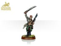 GOLD Colonel Iron Hand Straken