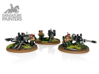 SILVER Catachan Heavy Weapon Squad
