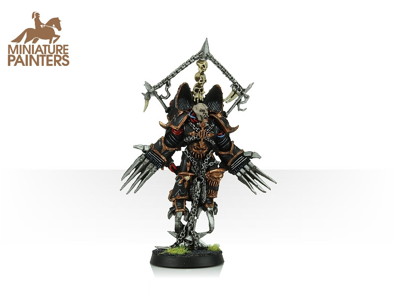 BRONZE Chaos Lord with Jump Pack