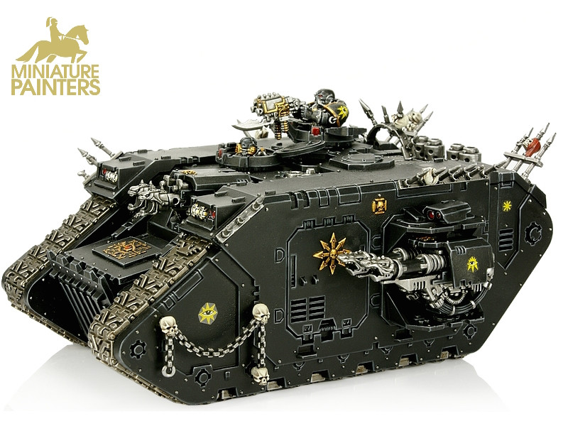 GOLD Land Raider
