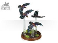 SILVER Razorwing Flock