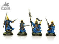 SILVER Farseer and Warlocks