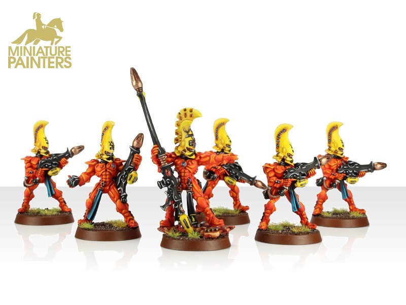 GOLD Fire Dragons