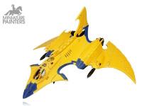 SILVER Hemlock Wraithfighter