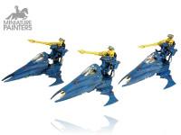 SILVER Vyper Squadron