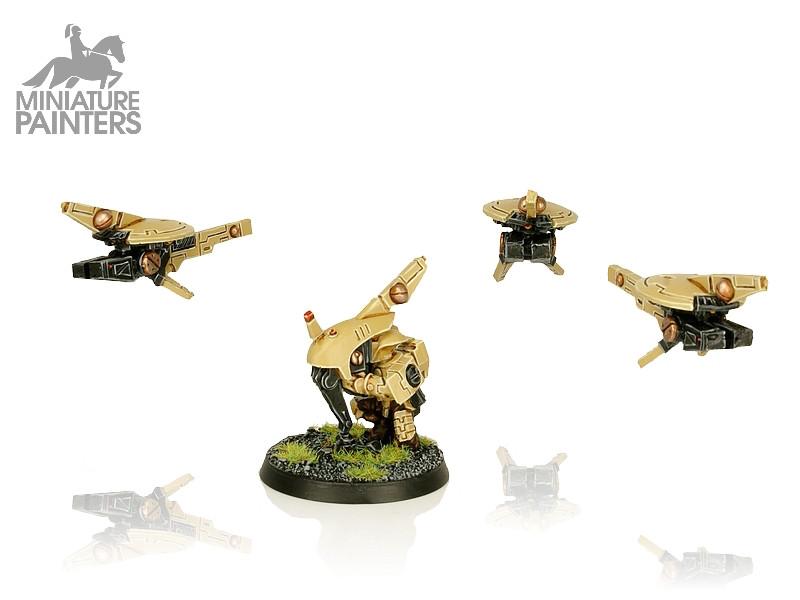 SILVER Sniper Drone Team