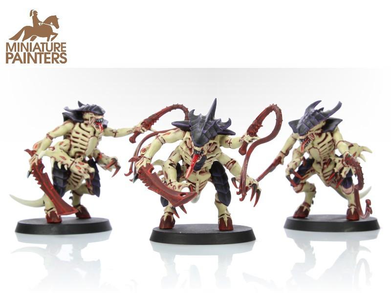 BRONZE Tyranid Warriors