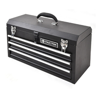 Steel Portable Tool Chest 3 Drawer 52 cm - 20-1/2 Inch TTX-321102