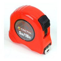 Tape Measure 5 m - 16 feet x 19 mm - 3/4 Inch TTX-235285