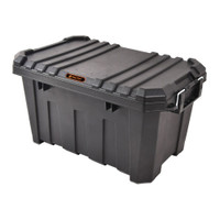 45 Litre - Heavy Duty Storage Box - 60.5 W x 38.3 D x 32.5 H cm - Black