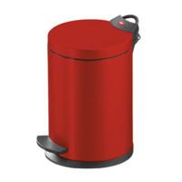 Pedal Bin T2 S - 4 Litre - Red - HLO-0704-259