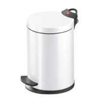 Pedal Bin T2 S - 4 Litre - White - HLO-0704-429