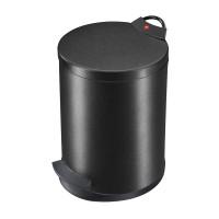 Pedal Waste Bin T2 M - 11 Litre - Black Line - HLO-0513-161