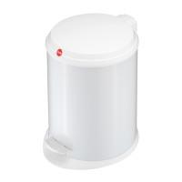 Pedal Bin T1 M - 11 Litre - White - HLO-0513-419