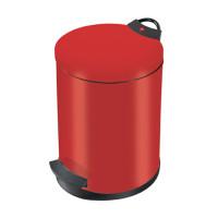 Pedal Waste Bin T2 M - 11 Litre - Red - HLO-0513-839
