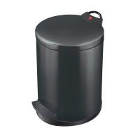 Pedal Waste Bin - T2 M 11 Litre - Black - HLO-0513-829