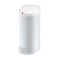Pedal Bin T1 L - 19 Litre - White - HLO-0520-019
