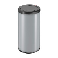 Big Bin Touch XL - 46 Litre - Silver - HLO-0845-120