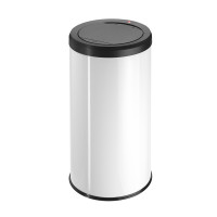 Big Bin Touch XL - 46 Litre - White - HLO-0845-130