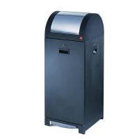 ProfiLine WSB Design Plus XXL - 70 Litre - Black - Galvanized Inner - HLO-0971-009