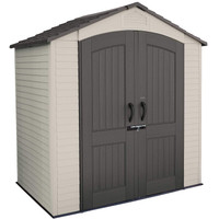 OUTDOOR STORAGE SHED - 7 FT. X 4.5 FT.