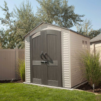 OUTDOOR STORAGE SHED - 7 FT. X 7 FT.
