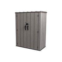 VERTICAL STORAGE SHED - 53 CUBIC FEET