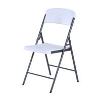 Lifetime Folding Chair, Residential, White Granite Colour,  LFT-80615