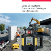 Leica Construction Catalog