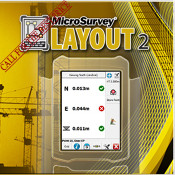 MicroSurvey Layout 2 Software