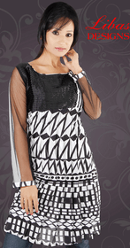 Cotton Collection Tunic # SK189