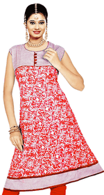Cotton Collection Kurti # SK157