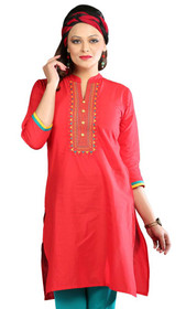 Spring Collection Kurti Tunic # SPC37