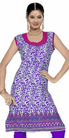 Cotton Collection Kurti # SK165