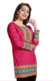 Biba Collection Kurti #DK816