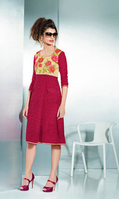 Winter Vogue Collection Kurti WV04