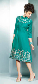 Winter Vogue Collection Kurti WV21