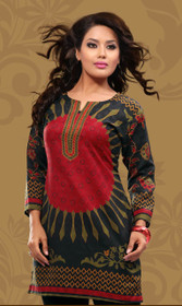 Cotton Collection Kurti # SK172