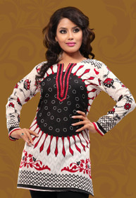 Cotton Collection Kurti # SK173