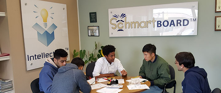 Ohlone College Students at Schmartboard