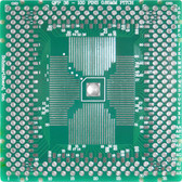 "Schmartboard|ez QFP, 36-100 Pins 0.65mm Pitch, 2"" X 2"" Grid (202-0010-02)"