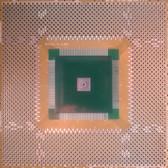 "Schmartboard|ez QFP, 120 - 144 Pins 0.8mm Pitch, 4"" X 4"" Grid (202-0030-01)"