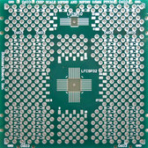 "Schmartboard|ez QFN, 10 and 32 Pins .5mm Pitch, 2"" x 2"" Grid (202-0017-01)"