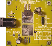 Schmartboard 1.5 Volt Populated Single Voltage Regulated Power Module (710-0003-01)