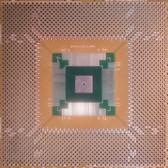 "Clearance Schmartboard|ez QFP, 112 - 160 Pins 0.65mm Pitch, 4"" X 4"" Grid (202-0031-01c)"