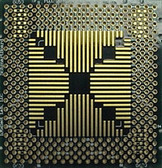 "PLCC, 20 - 84 Pins 0.05"" Pitch, 2"" X 2"" Grid, non-""EZ"" (201-0012-01)"