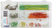 350 Pieces of wire in various lengths for Breadboards (920-0032-01)