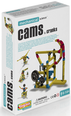 Engino Engineering Series-Cams and Cranks (990-0095-01)