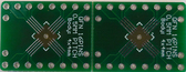 Schmartboard |ez .5mm Pitch 16 Pin QFP/QFN to DIP Adapter (204-0026-01)